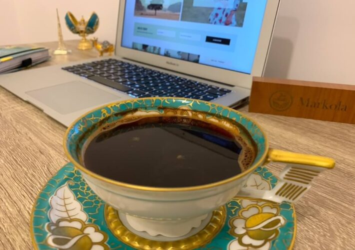 Copy and Decaf Blog